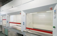 Bench Mounted Fume Cupboards