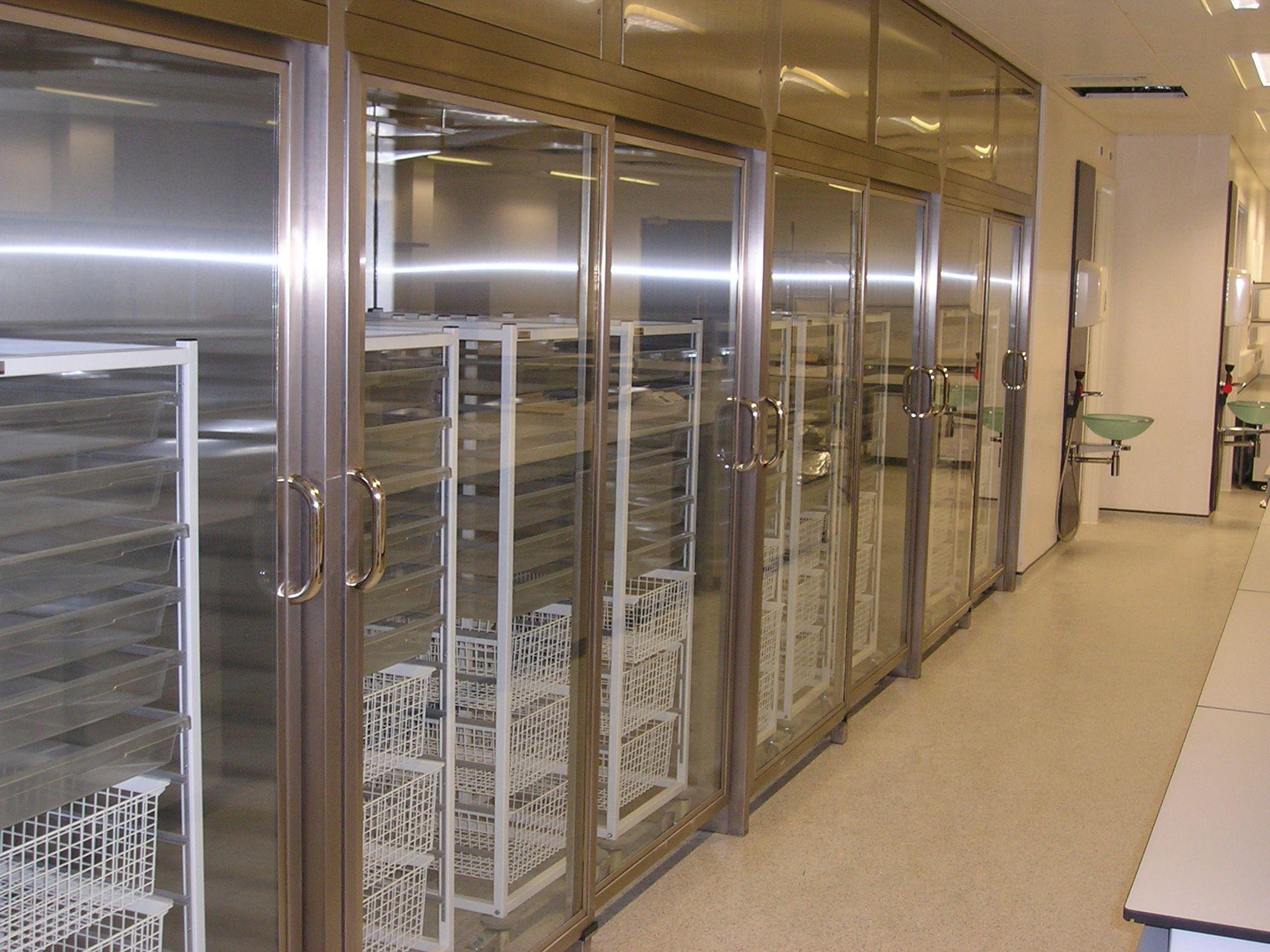 Ventilated Specimen Store