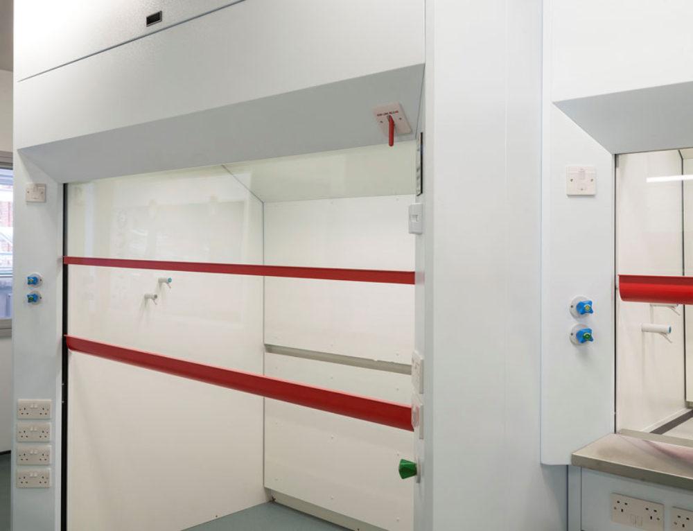 Distillation & Walk-in Fume Cupboards