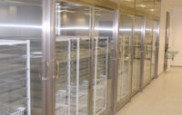 Ventilated Speciman Storage
