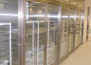 Ventilated Speciman Storage