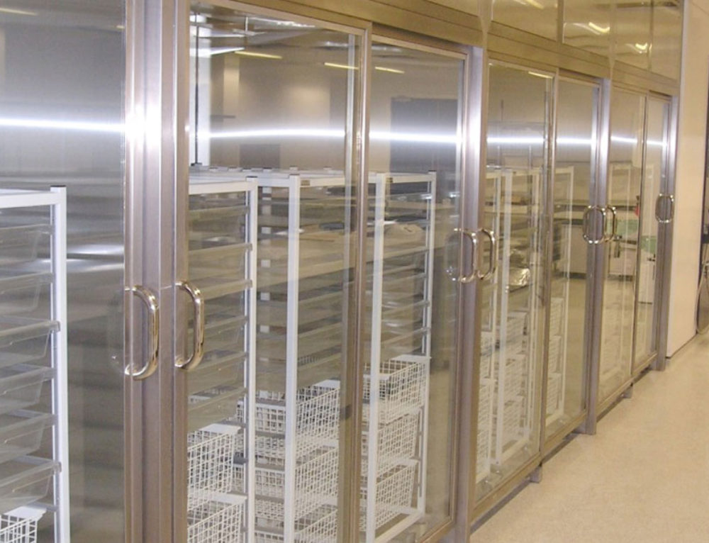 Ventilated Workstations and Specimen Storage