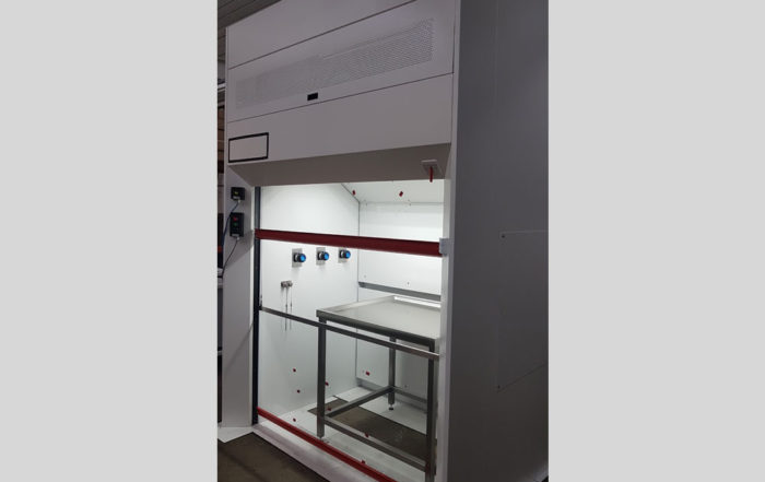 FAT ATEX Fume Cupboard