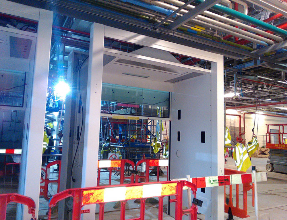 14x Dual-Access Fume Cupboards for Irish Client