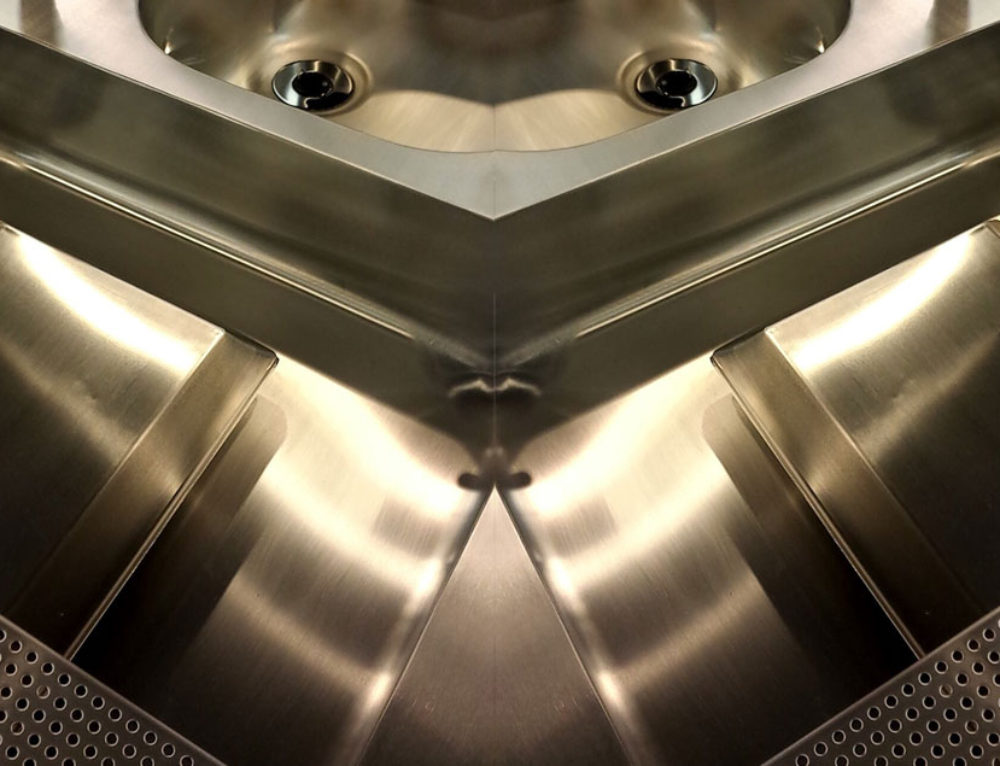 In-House Stainless Steel Fabrications